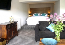 Bed and breakfast accommodation Lulworth Cove, Dorset