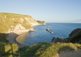 B&B with view of Jurassic Coast Dorset