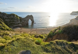 B&B near Durdle Door, Dorset