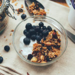 Rudds Lulworth 4 star B&B in Dorset - homemade granola breakfast choice