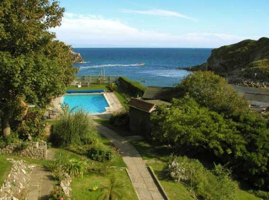 Rudds Lulworth B&B with Swimming Pool in Dorset