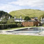 Rudds 4 star holiday accommodation with pool Lulworth Cove, Dorset