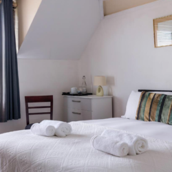 Rudds Lulworth B&B Attic Accommodation