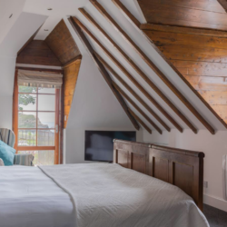 Rudds Lulworth Boutique Hotel Accommodation - Coast Room